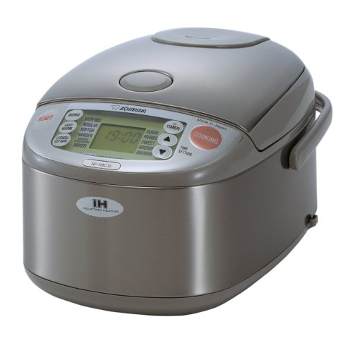 Zojirushi NP-HBC10 5.5 Cup (Uncooked) Rice Cooker