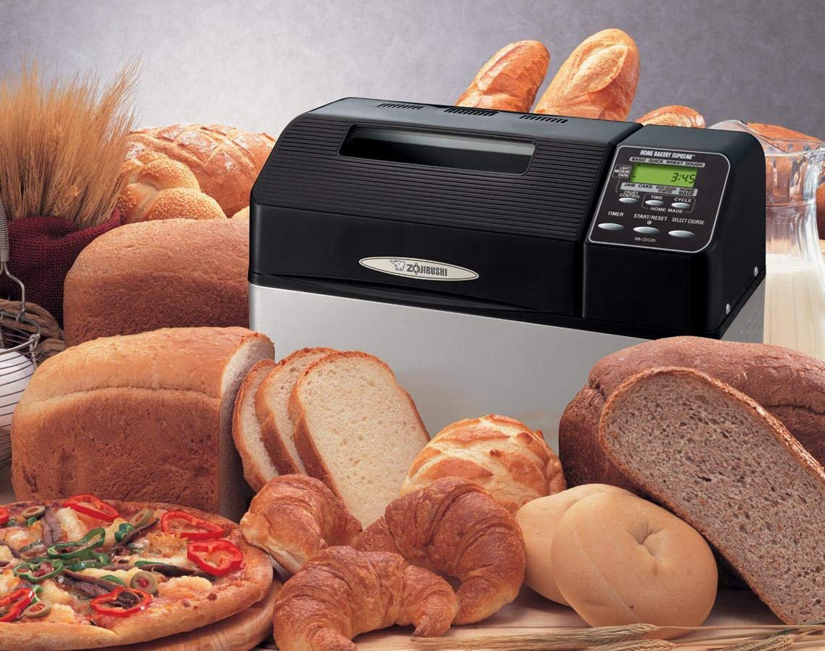 Zojirushi BB-CEC20 Home Bakery Supreme Breadmaker