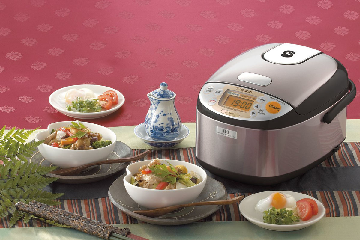 Zojirushi NP-GBC05 3-Cup Rice Cooker Review And Best Deals
