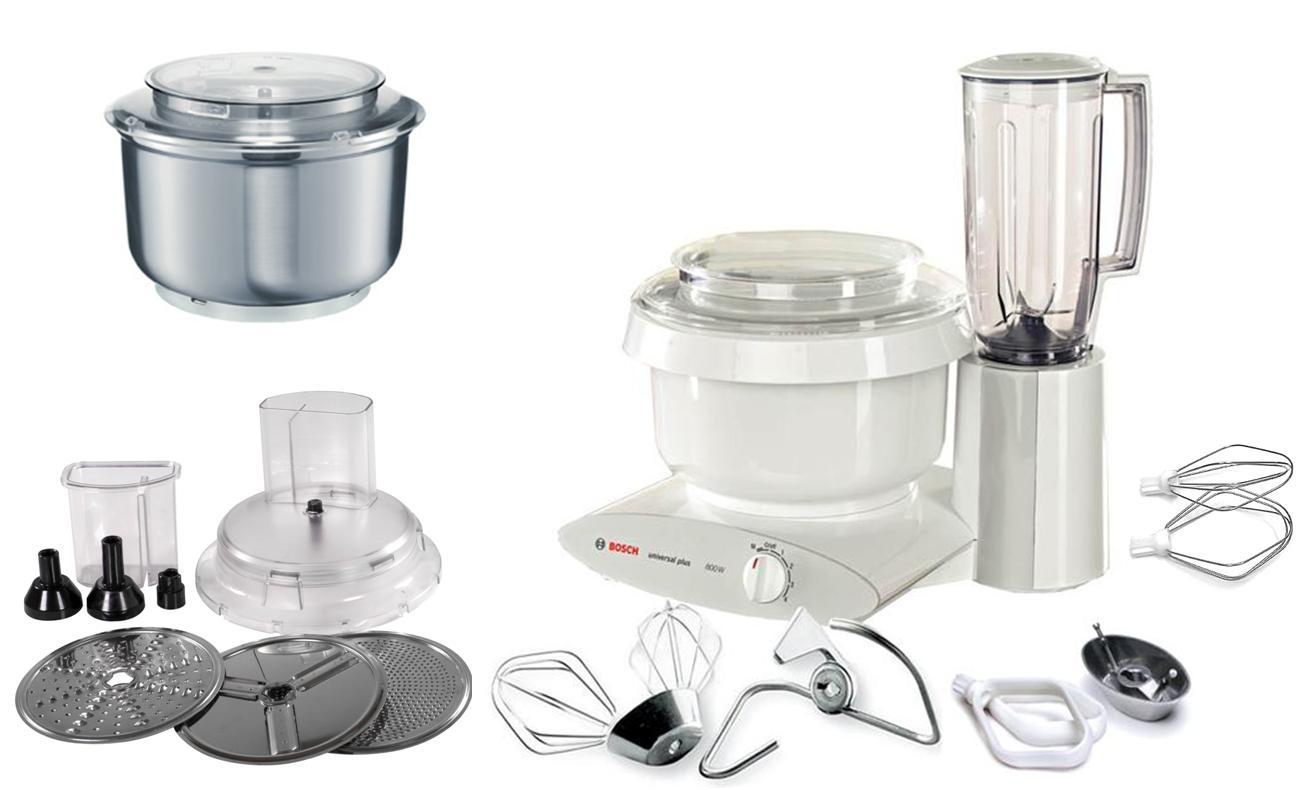 Bosch Universal Plus Kitchen Machine Review And Deals