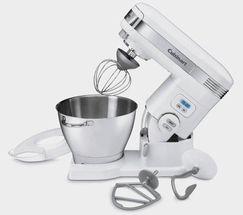 Cuisinart SM-55BC 5.5 Quart Stand Mixer Review And Deals