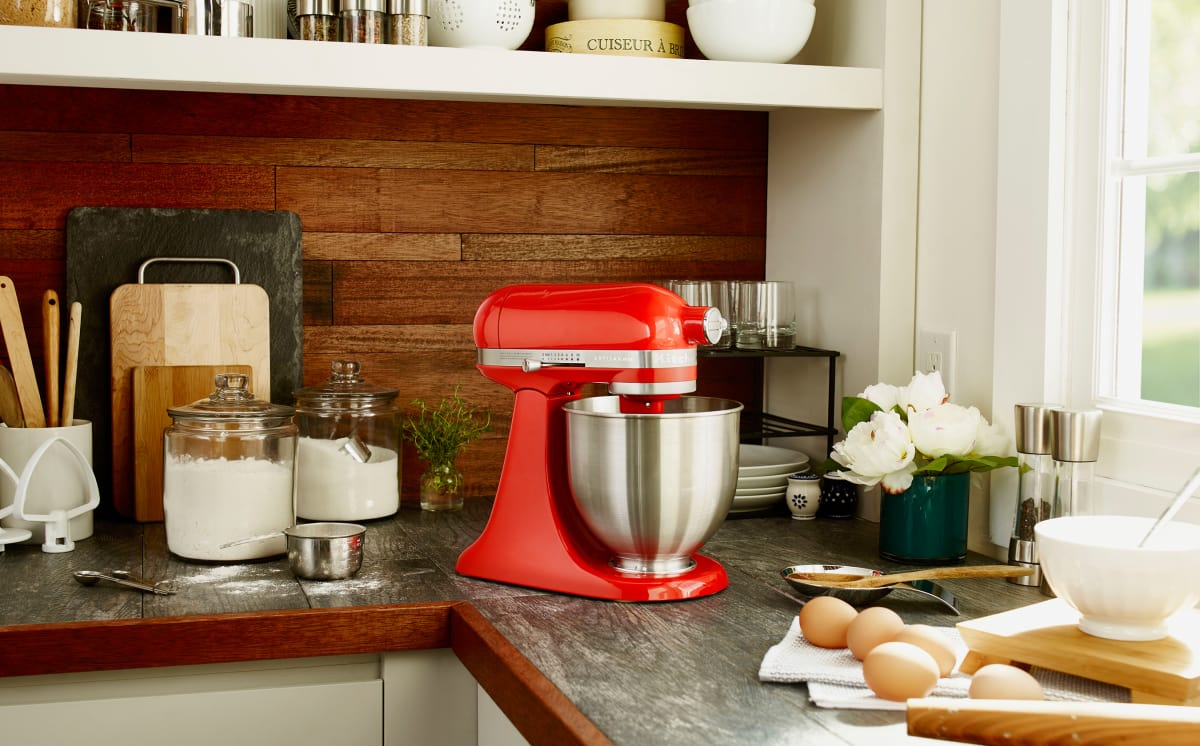 Stand Mixer Review