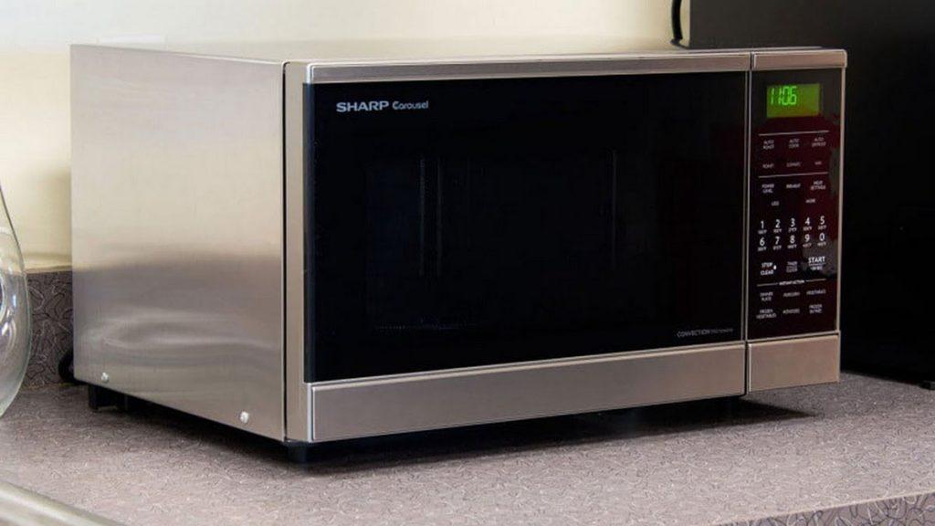 Sharp R 820js Convection Microwave Review
