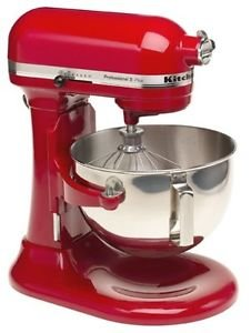 KitchenAid KV25GOXER Professional 5 Plus Stand Mixer Review