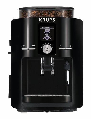 KRUPS Espresseria Fully Automatic Espresso Machine Review