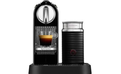 Nespresso D121-US-BK-NE1 Citiz Espresso Maker Review And Deals