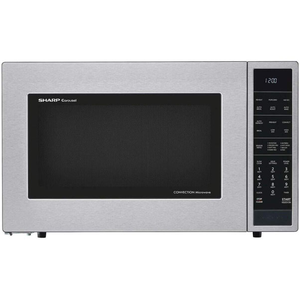 Sharp R-820JS Convection Microwave Review And Discount