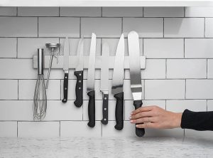 Magnetic Knife and Tool Bar