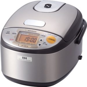 induction steamer rice cooker